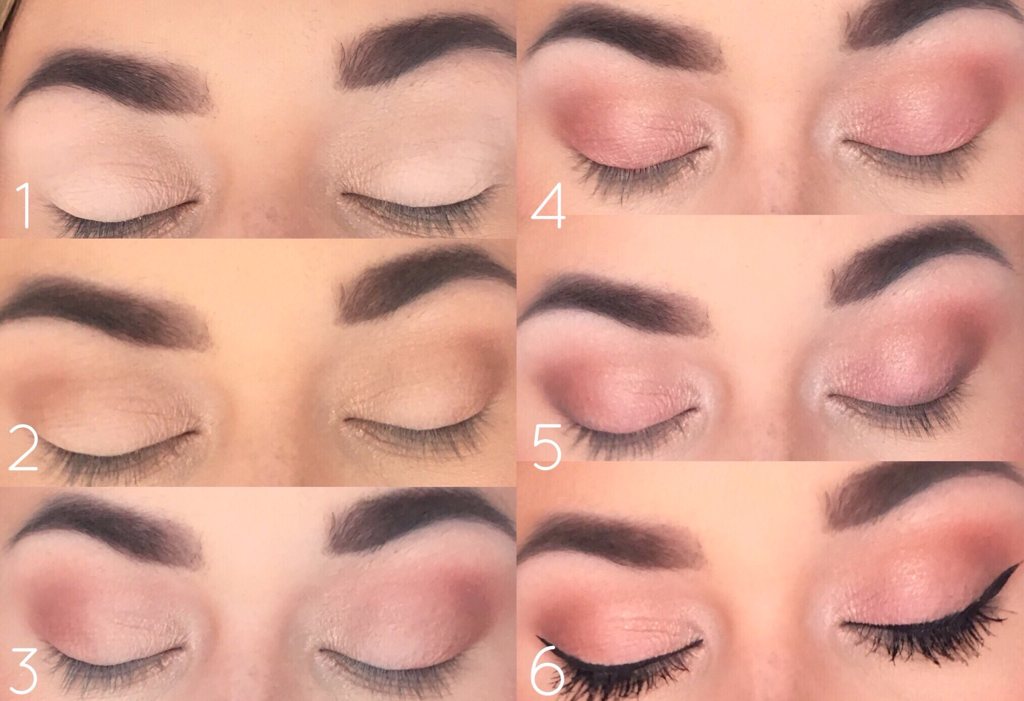 Sweet Peach Makeup Look Abigail Lindsay