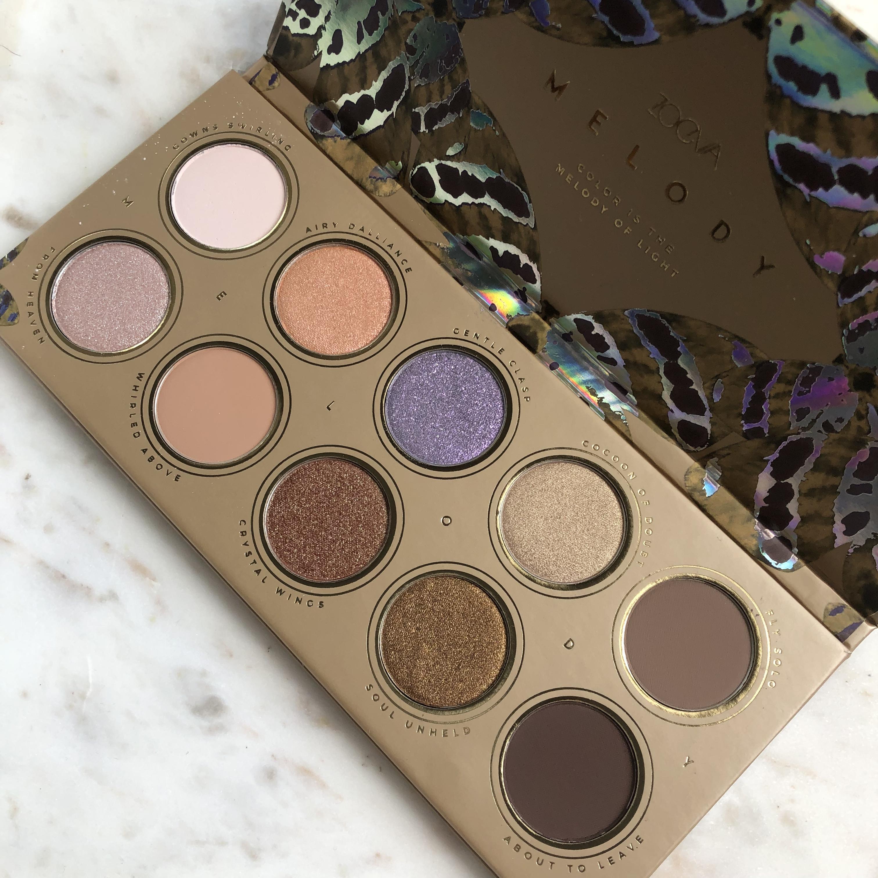 Zoeva Melody Eyeshadow Palette