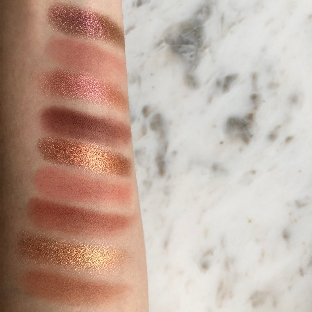 Huda Beauty Nude Medium Eyeshadow Palette